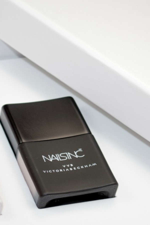 Nails inc collaborates with Victoria Beckham