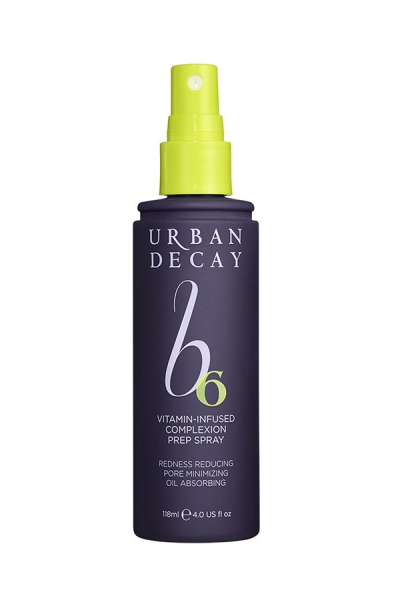 Urban Decay's B6 Vitamin-Infused Complexion Prep Spray