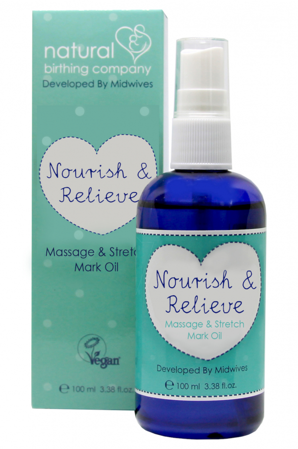 Treat your stretch marks naturally