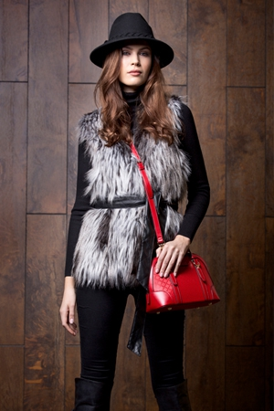 'Pia Rossini to launch brand new Faux Fur Gilet Collection for AW15'