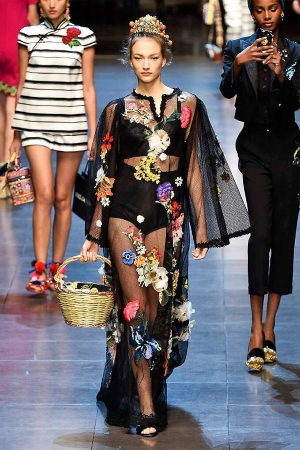 Dolce and Gabbana spring/summer 2016