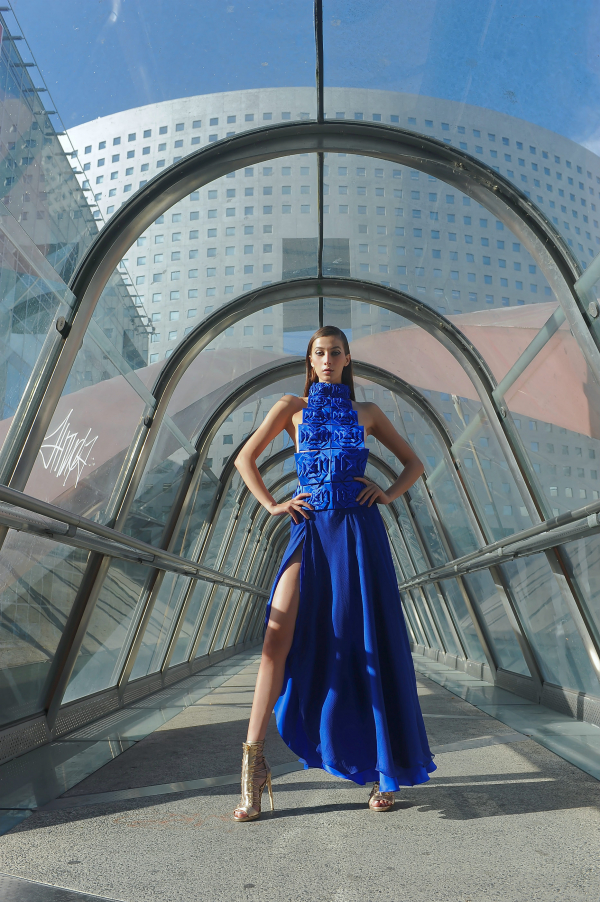 Farhad Re's first ready-to-wear collection: Round-Trip To The Moon