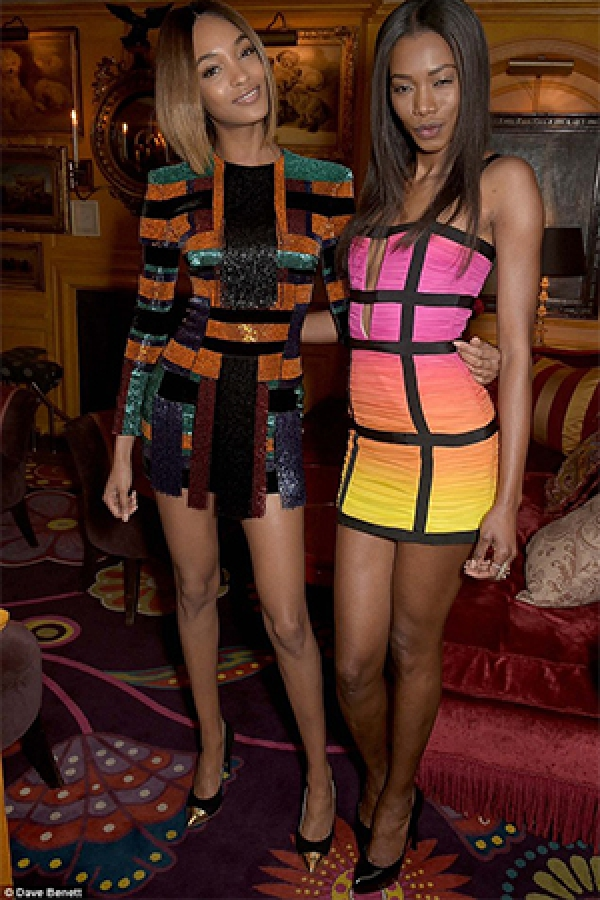 Balmain comes to London