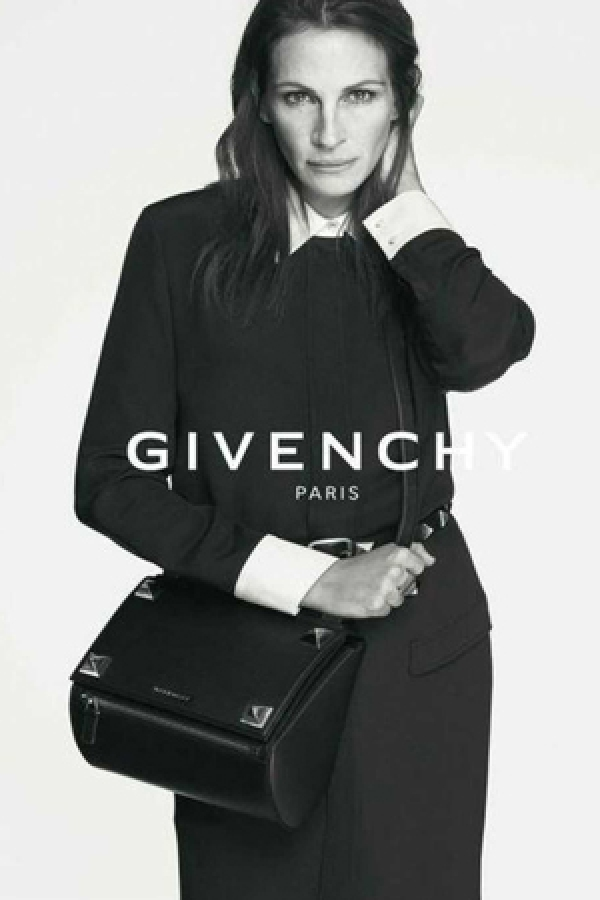 Julia Roberts unveiled as the new face of Givenchy