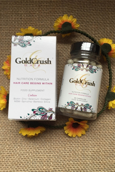 Does Using GoldCrush Help Your Hair To Grow?