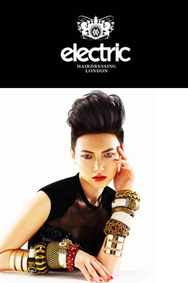 Electric Hairdressing London Announced As Official Hair Sponsor For Fashions Finest In 2015