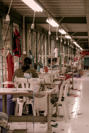 How Tech Can Transform the Fashion Industry's Supply Chain