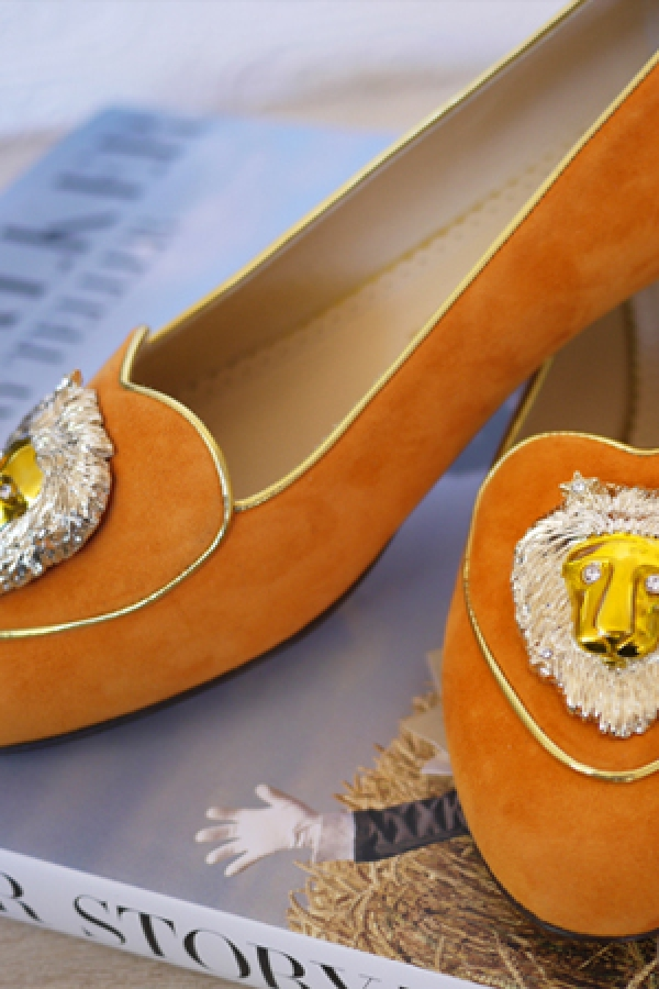 Charlotte Olympia's birthday present to you
