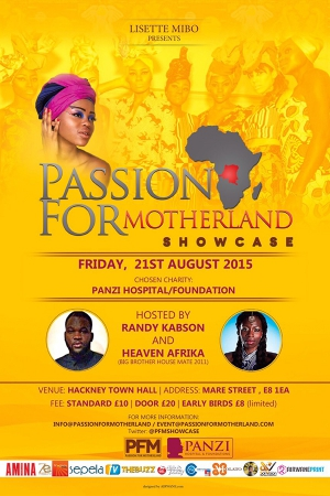 PASSION FOR MOTHERLAND SHOWCASE