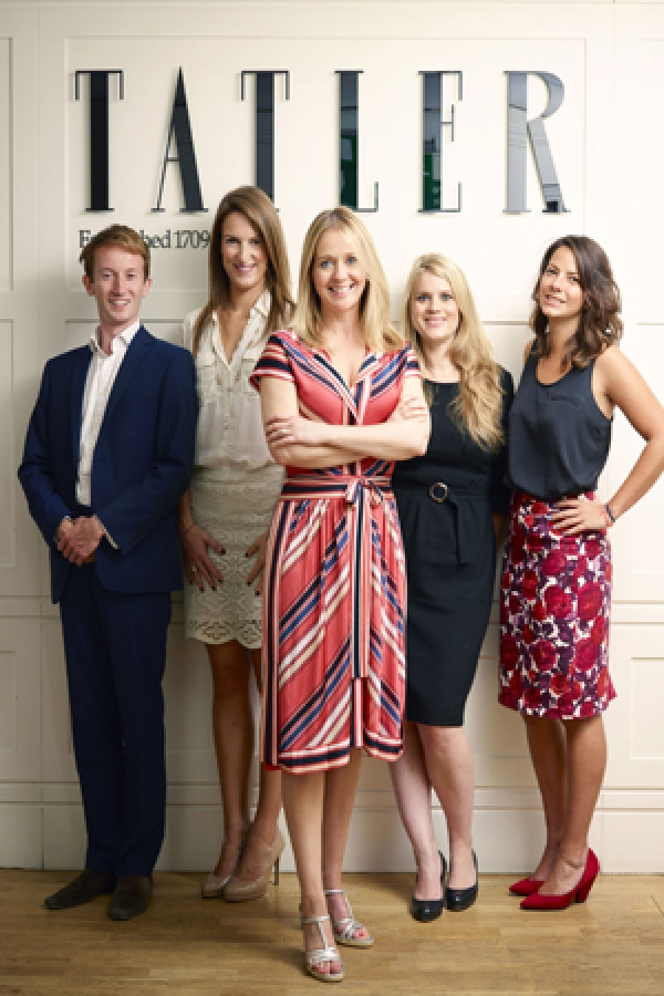 Tatler Comes To A Screen Near You