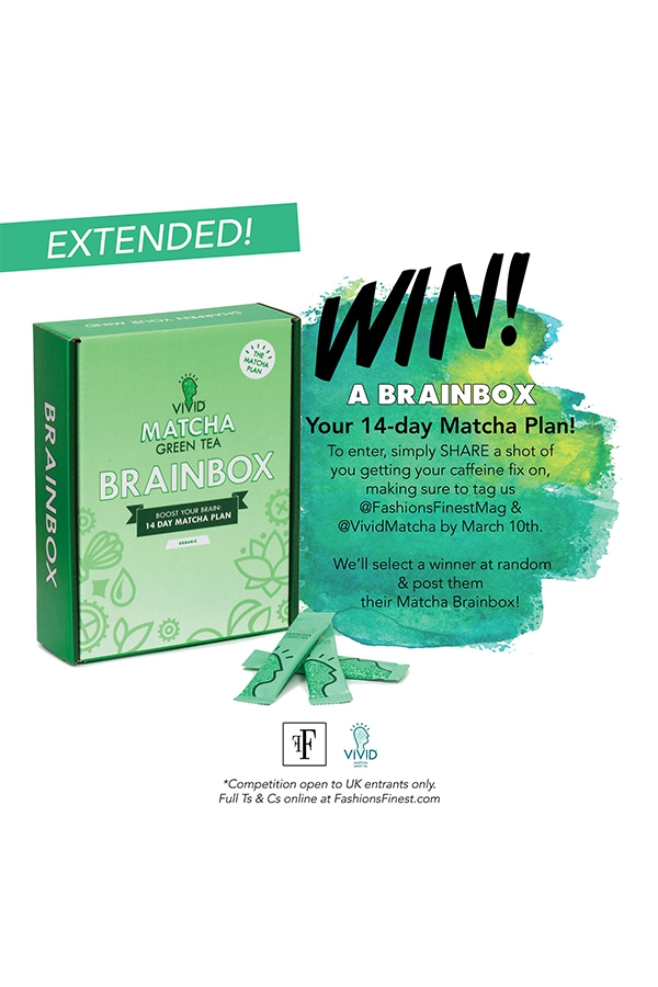 Win A Matcha Brainbox