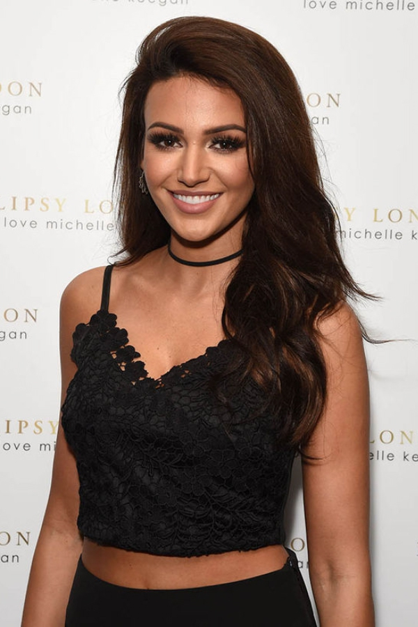 Michelle Keegan's Beauty Secrets
