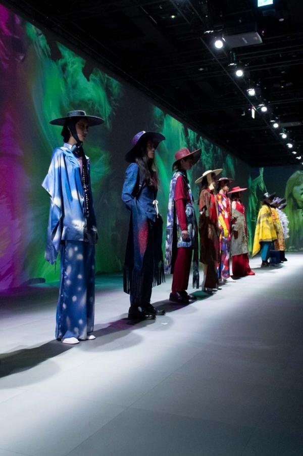 Taipei Fashion Week: Dialogue Between Art and Fashion