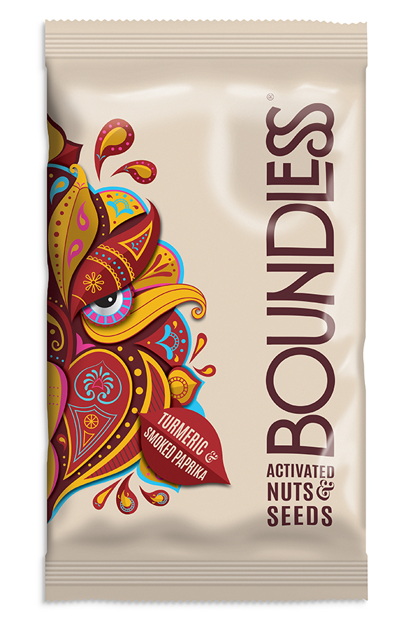 Activated nuts and seeds brand, Boundless, launch an exciting new flavour!