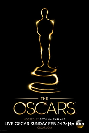 The Oscars - Official Nominee list